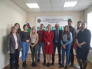 Участие студентов ФВМЗ в семинаре Управления федеральной службы по ветеринарному и фитосанитарному надзору по Амурской области